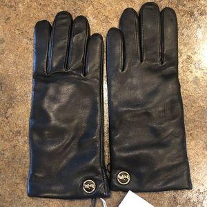 Coach Tech Gear Gloves